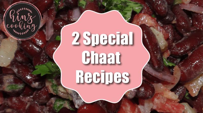 2 chaat recipe - Ramadan Recipes