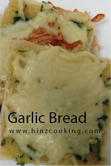 Garlic bread recipe without oven