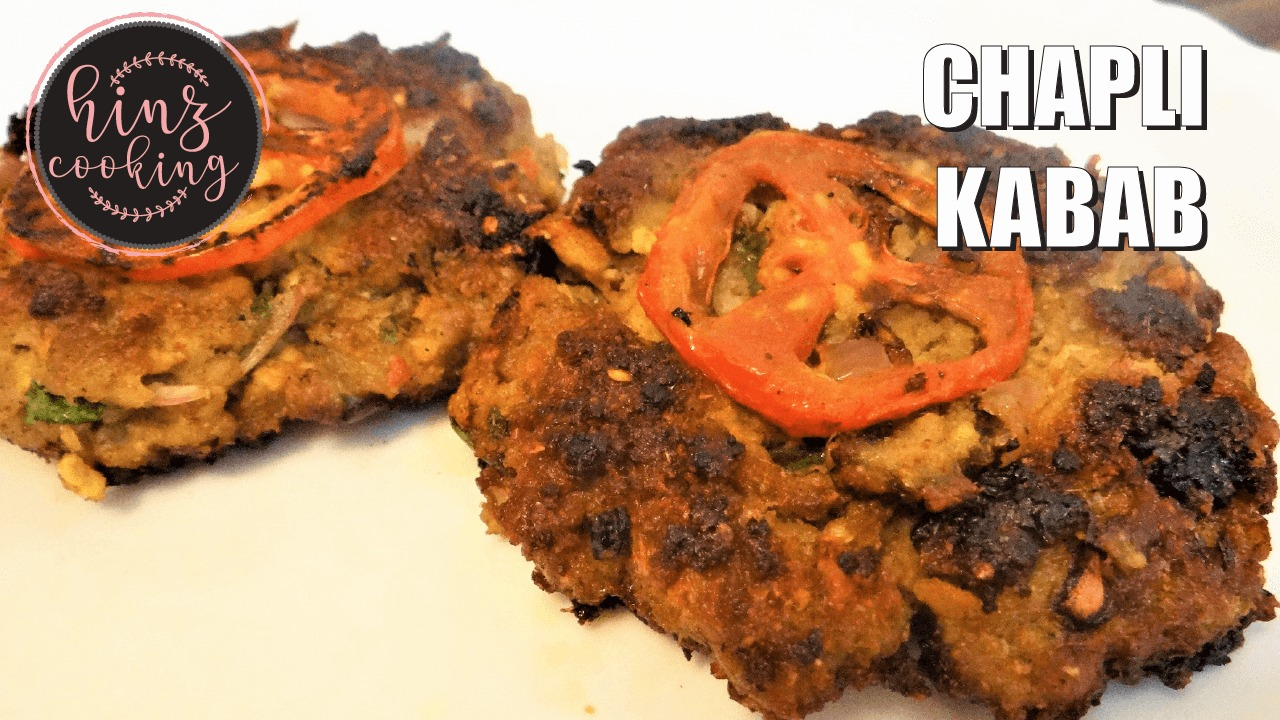 Peshawari Chapli Kabab Recipe in urdu youtube