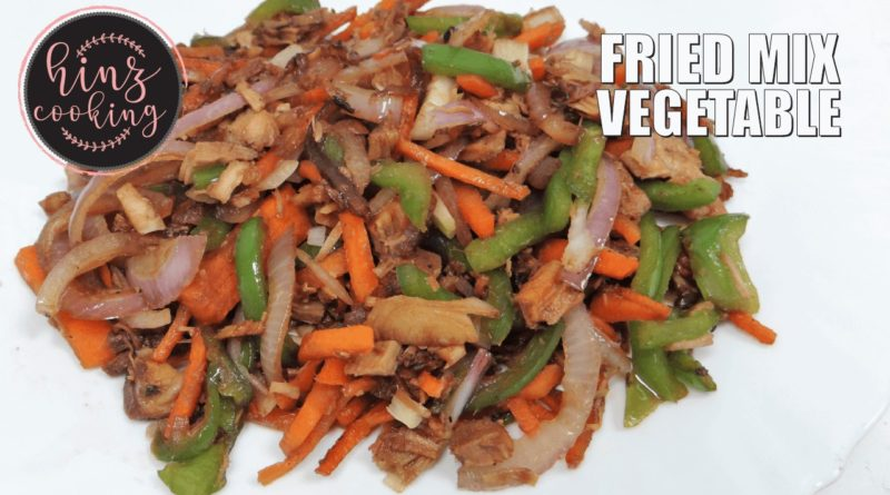 chicken stir fry recipe with vegetables