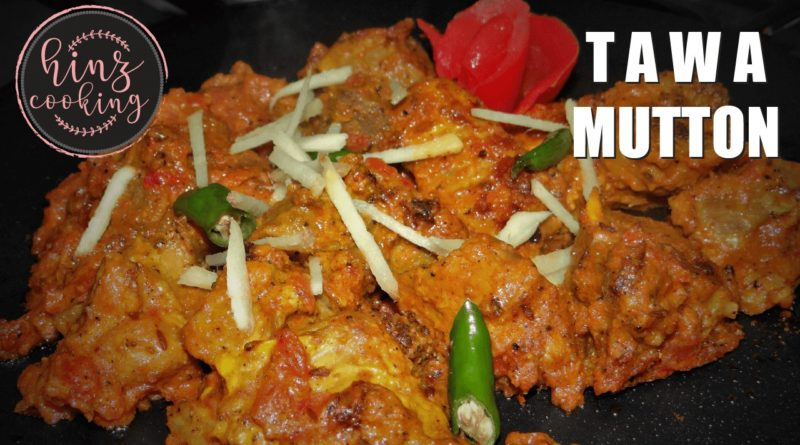 mutton tawa fry recipe
