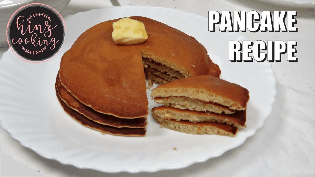 Delicious Pancake Recipe - How to Make Pancakes at Home