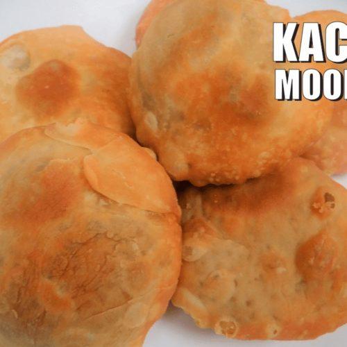 Moong Dal Ki Kachori