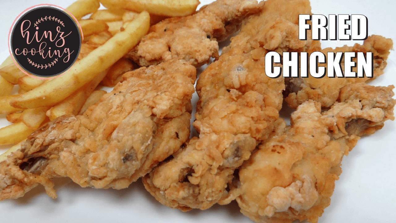 al baik fried chicken recipe