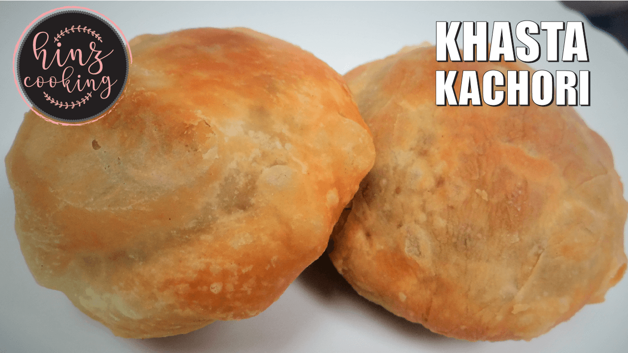 moong dal ki kachori - khasta kachori