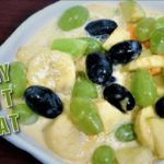 fresh fruit salad recipe - fruit chaat recipe