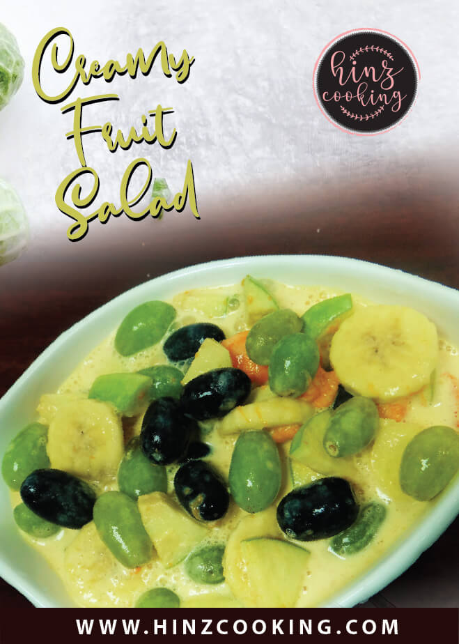 fruit salad recipe - fruit chaat recipe-01