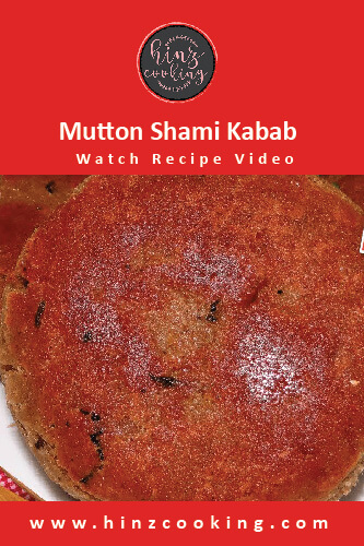 how to make shami kabab - shami kabab recipe
