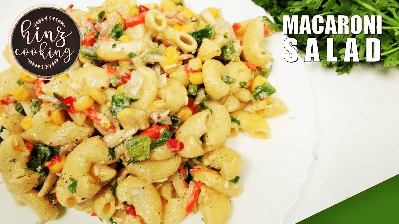 Macaroni Salad Recipe How To Make Macaroni Salad Without Mayo
