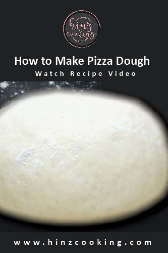 pizza dough recipe - How to make pizza at home