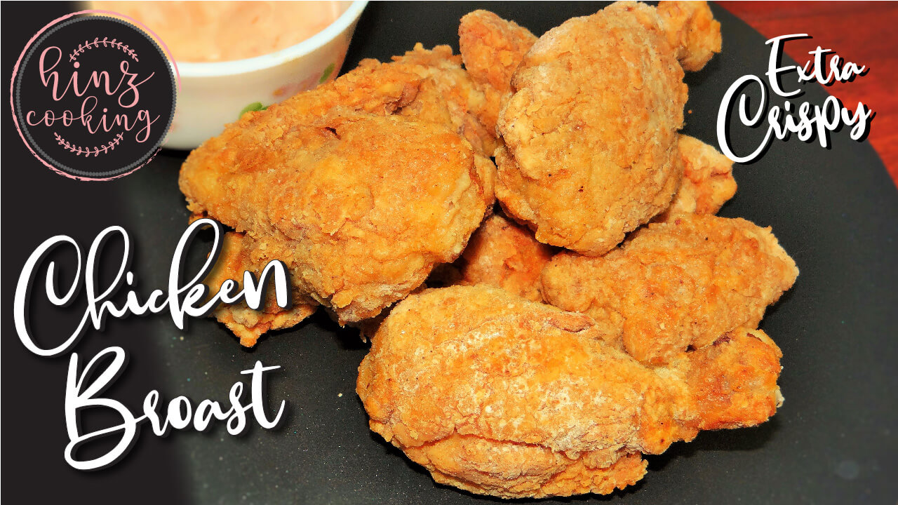 Chicken Broast Recipe Kfc Style Fried Chicken Broast At Home