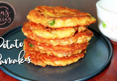 Potato Pancake - Potato Pancake Recipe - how to make Potato Pancakes