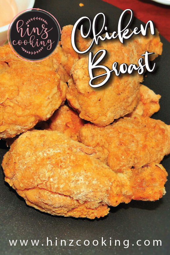 crispy chicken broast recipe - fried chicken kfc style
