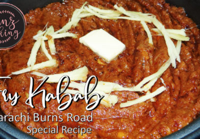 karachi burns road waheed fry kabab recipe - Keema kabab recipe-01