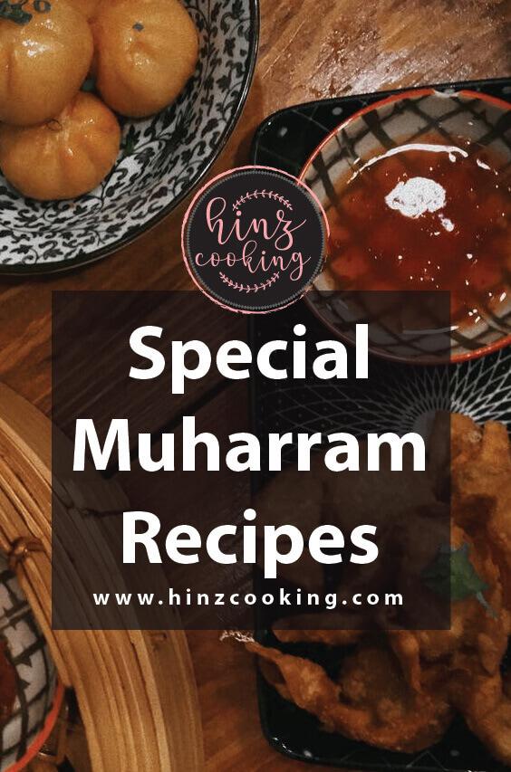 muharram recipes - muharram ul haram foods