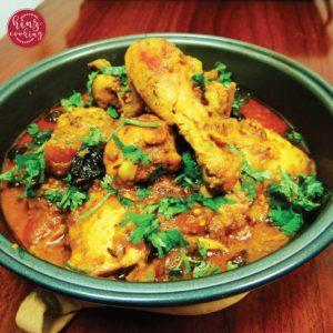 simple chicken stew recipe