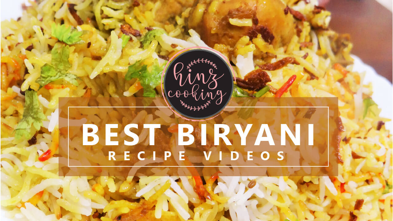 best biryani recipe
