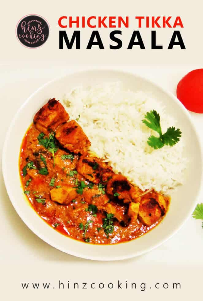 Chicken Tikka Masala Recipe How To Make Tikka Masala Curry