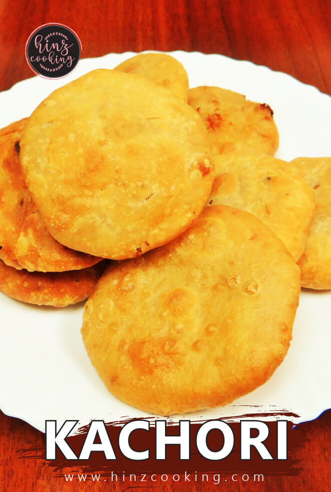how to make kachori