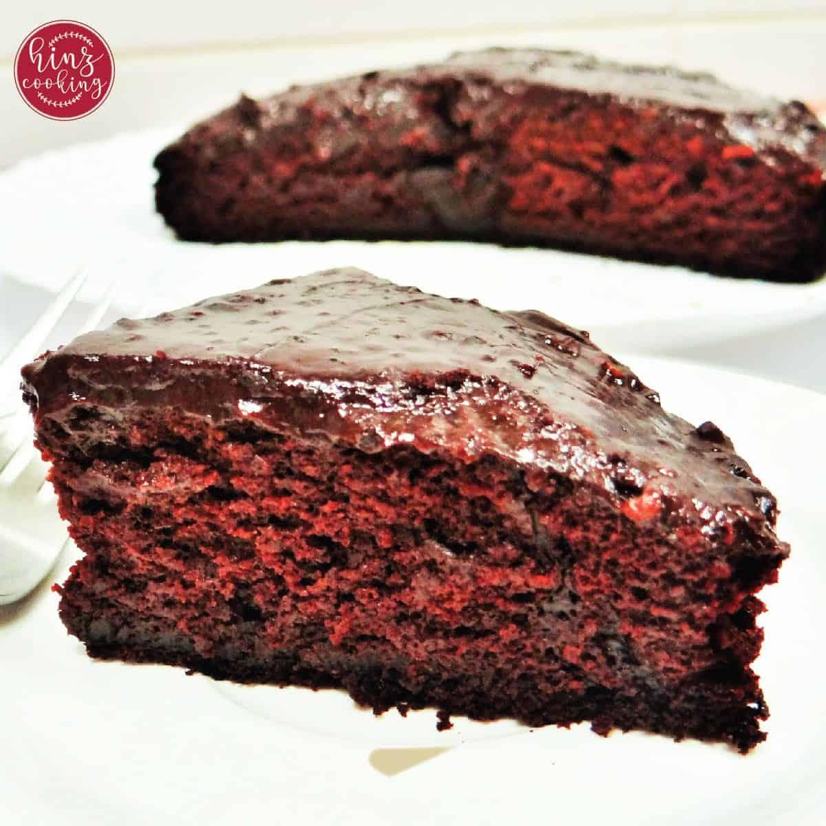 chocoloate depression cake